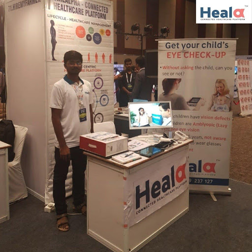 Healpha finalist for #HYSEA Annual Summit on the 1st of Aug 2019.