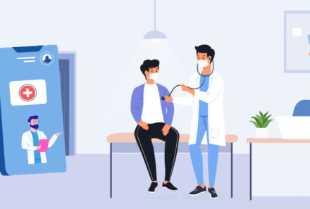 IS IT SAFE TO VISIT YOUR DOCTOR IN PERSON?